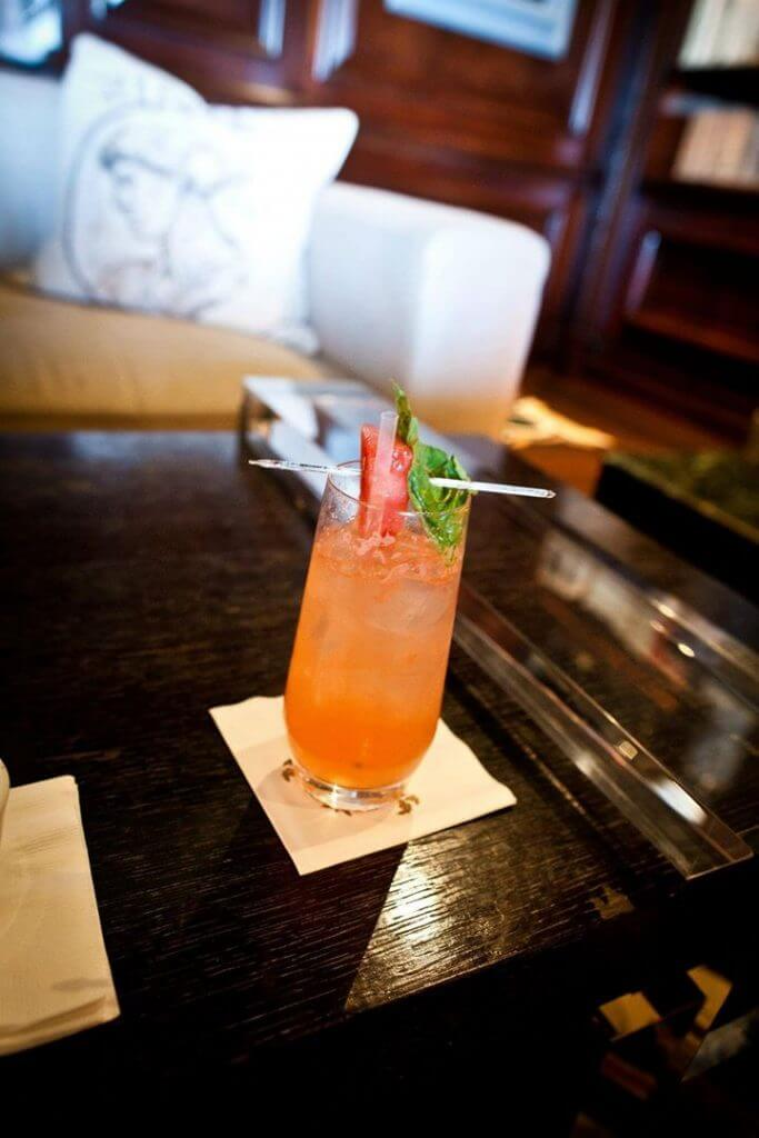 Their signature drink-King Watermelon Cocktail