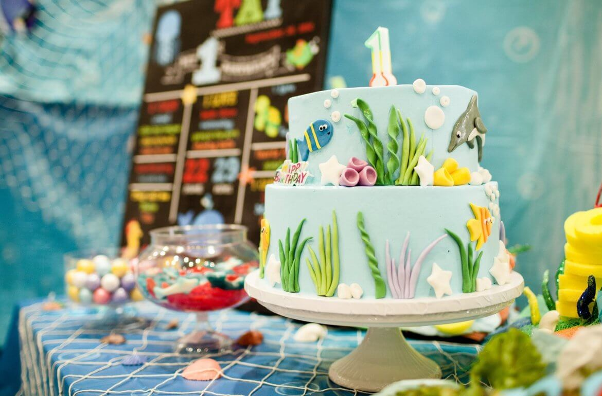 Under The Sea First Birthday Party Ideas That Will Make A Splash