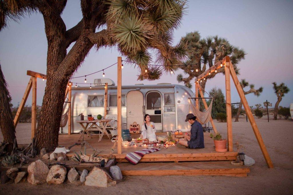Glamping In California >> Glamping In Joshua Tree California Inara By May Pham