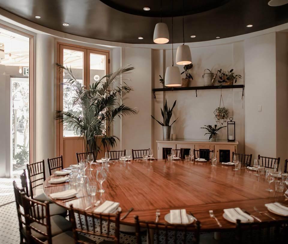 The Dining Room Santa Monica: LUNCH AT FIG RESTAURANT, SANTA MONICA